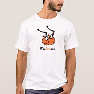 WyzAnt Logo-klassischer T - Shirt - Größe groß