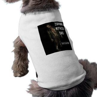 WZSM Angriffs-Hundeshirt T-Shirt