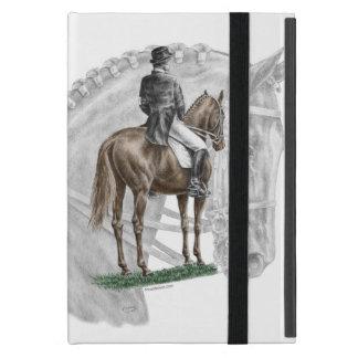X-Halt Grußdressage-Pferd iPad Mini Hüllen