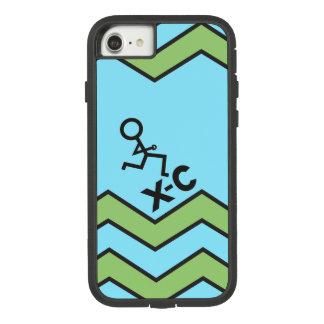 XC Querland, das Zickzack Muster laufen lässt Case-Mate Tough Extreme iPhone 8/7 Hülle