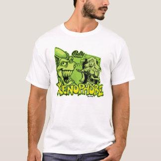 XENOPHOBE Entwickler-Team-T-Stück T-Shirt