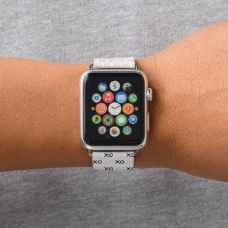 XOXO umarmt Apple-Uhrenarmband im Rosa und im Apple Watch Armband