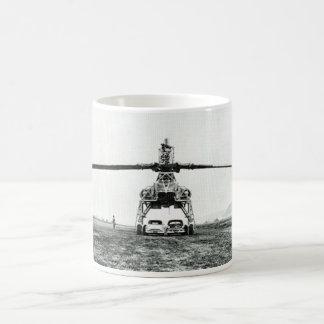 XV-17 Hughes schwerer Aufzug-Hubschrauber Kaffeetasse