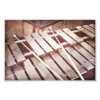 Xylophone Kunst Foto