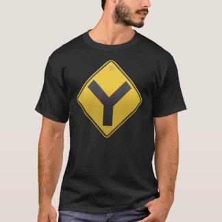 Y-Schnitt T-Shirt