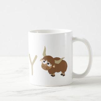 Y - Yak Kaffeetasse