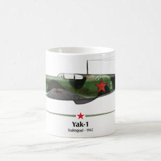 Yak-1,- Schlacht von Staligrado -, 1942 Kaffeetasse