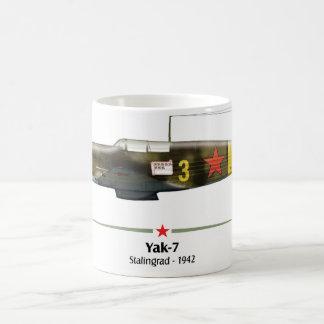 Yak-7 - Battle of Stalingrad -1942 Kaffeetasse