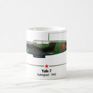 Yak-7,- Schlacht von Stalingrado -, 1942 Kaffeetasse