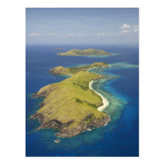 Yanuya Insel, Mamanuca Inseln, Fidschi Postkarte