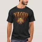 Yaqui Rotwild-Schädel-T - Shirtentwurf T-Shirt
