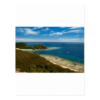 yasawa Inseln Fidschi Postkarte