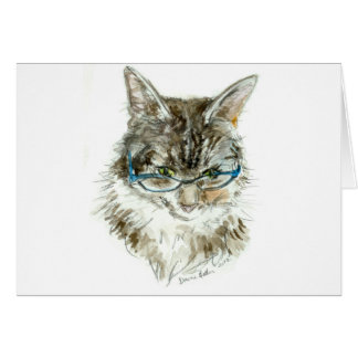YDP hübscher Kitty orig.jpg Grußkarte