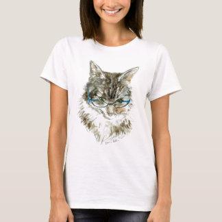 YDP hübscher Kitty orig.jpg T-Shirt