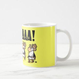 Yee-HAAA! Linedancing Kühe Kaffeetasse