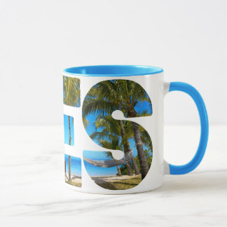 Yes to Holidays Tasse