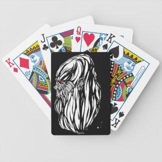 Yeti Bicycle Spielkarten