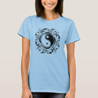 Yin u. Yang Tatoo T-Shirt