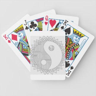 Yin und Yang I Poker Karten