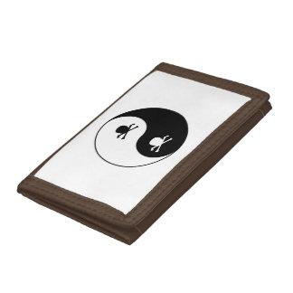 Yin und Yang-Schädel