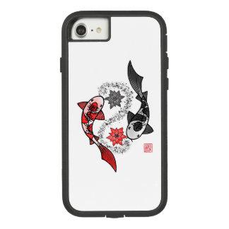 Yin und Yangs Koi Fisch-Telefon-Kasten Case-Mate Tough Extreme iPhone 8/7 Hülle