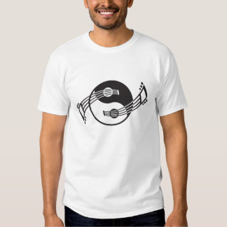 Yin Yang Gitarren Hemd