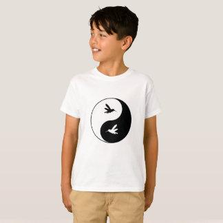 Yin Yang Kolibris T-Shirt