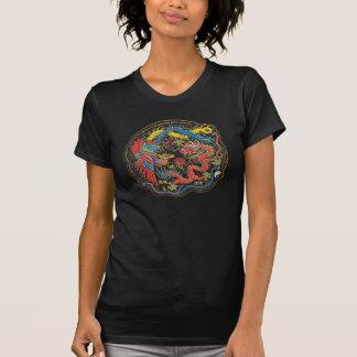 Yin Yang Phoenix und Drache-Shirt T-Shirt