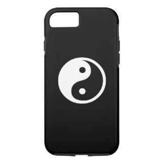 Yin Yang Piktogramm iPhone 7 Fall iPhone 8/7 Hülle