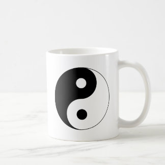 Ying Yang Kaffeetasse