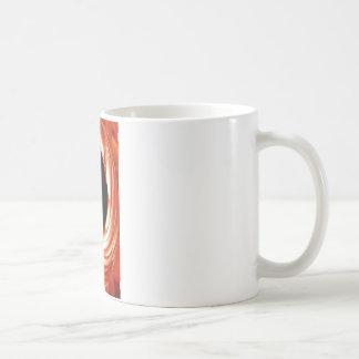 Ying Yang Strudel Kaffeetasse