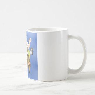 Yodel ich dieses kaffeetasse