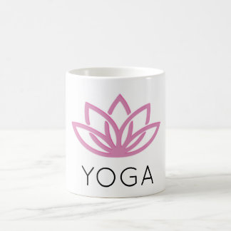 Yoga-einfache Lotos-Tasse Kaffeetasse