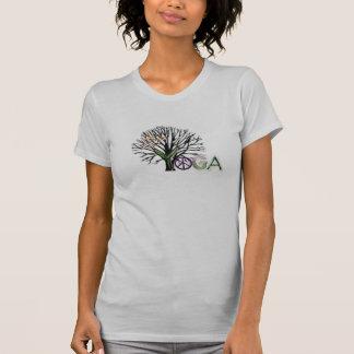 Yoga-Frieden T-Shirt