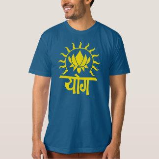 Yoga-Lotos-T - Shirt