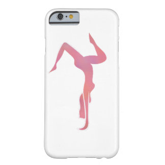 Yoga-Mädchen 3 Barely There iPhone 6 Hülle