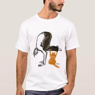 Yoga-Mann T-Shirt