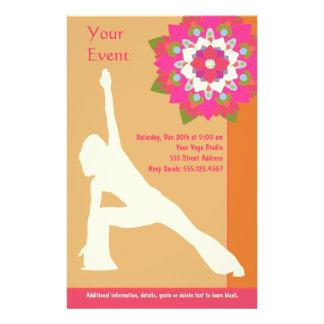 Yoga-Pose-Flyer Flyer