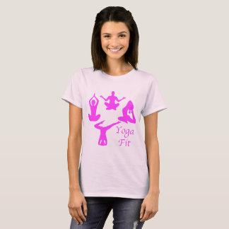 Yoga-Shirt-Yoga-Sitz T-Shirt