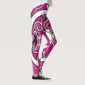 Yoga themenorientiert leggings