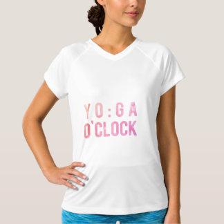 Yoga-Zeit T-Shirt