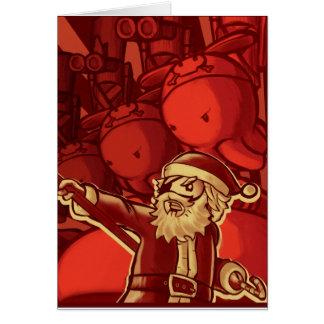 Yohoho Weihnachtskarte Karte