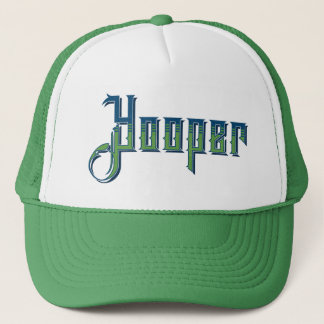 Yooper, oberer truckerkappe