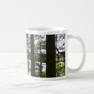 Yorkshire-Reservoir Kaffeetasse