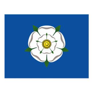Yorkshire, Vereinigtes Königreich Postkarte