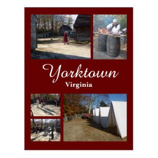 Yorktown (Virginia) Postkarte
