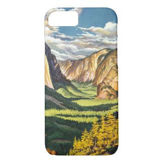 Yosemite-Handy-Fall Iphone 6 iPhone 8/7 Hülle