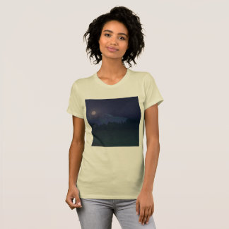 Yosemite-Illustrations-Shirt T-Shirt
