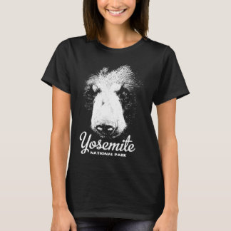 Yosemite Nationalpark Big Bear T-Shirt