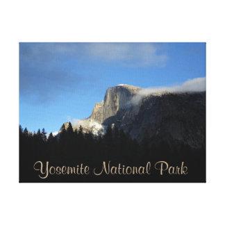 Yosemite Nationalpark Kalifornien eingewickelte Leinwanddruck